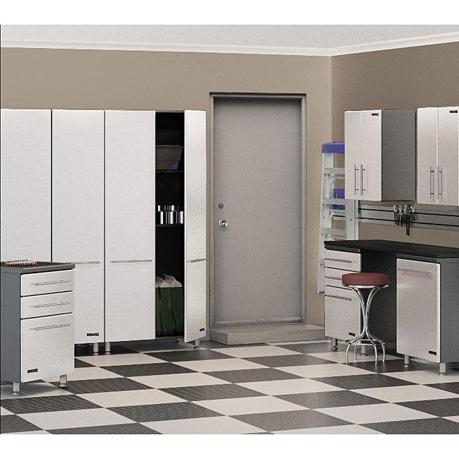 Ulti-MATE Storage Starfire 8-piece Cabinet Kit