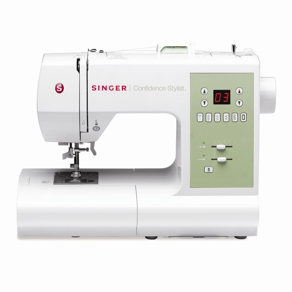 Singer Confidence 7467S Computerized Sewing Machine