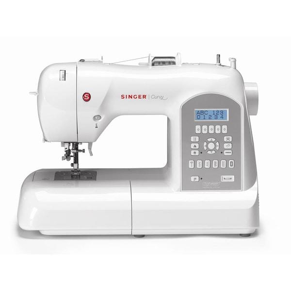 Singer 8770 Curvy Sewing Machine w/225 Stitches