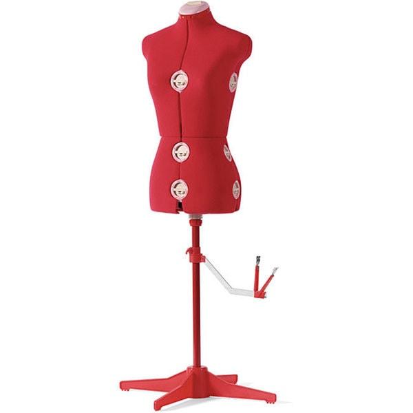 Singer Red Dress Form (Large)