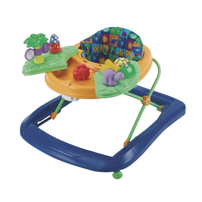 Safety 1st Sound 'n Lights Discovery Walker in Dino
