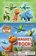 Dinosaur Train Magnet Book