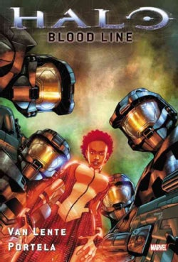 Halo: Blood Line (Paperback)