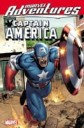 Marvel Adventures Avengers: Captain America (Paperback)