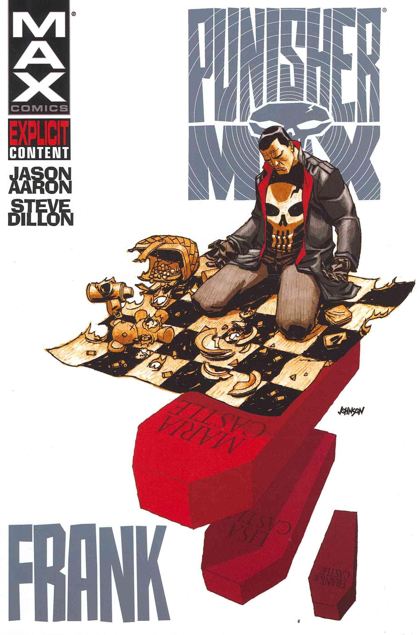 Punisher Max: Frank (Hardcover)