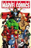 Origins of Marvel Comics (Paperback)