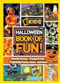 National Geographic Kids Halloween Big Book of Fun! (Paperback)