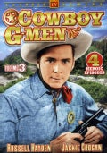 Cowboy G-Men Vol 3 (DVD)