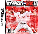 NinDS - Major League Baseball 2K11