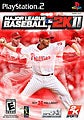 PS2 - Major League Baseball 2K11
