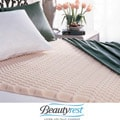 Beautyrest Convoluted 3-zone Queen-size Foam Mattress Toppers (Pack of 3)