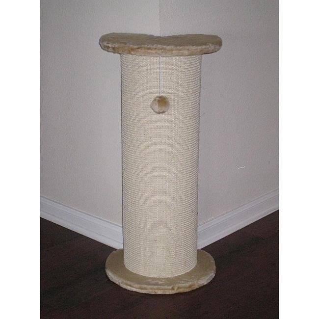 GoPetClub Cat Tree Toy Scratching Post