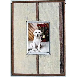 Boat Wood Cream Picture Frame (Thailand)