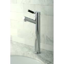 Kaiser Single-handle Chrome Vessel Bathroom Sink Faucet