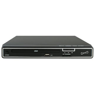 Supersonic SC-21DVD DVD Player - 576p - Black