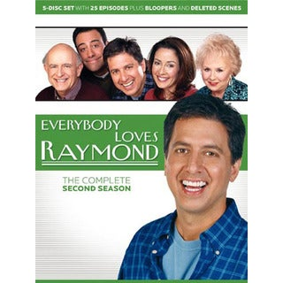 Everybody Loves Raymond: Complete Second Season (DVD)