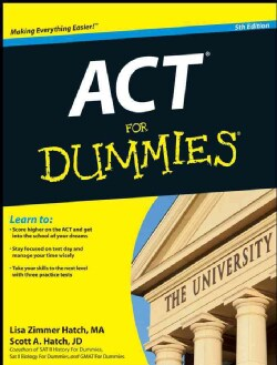 ACT for Dummies (Paperback)