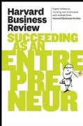Harvard Business Review on Succeeding As an Entrepreneur (Paperback)