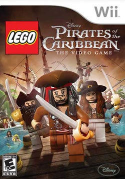 Wii - Lego Pirates of the Caribbean