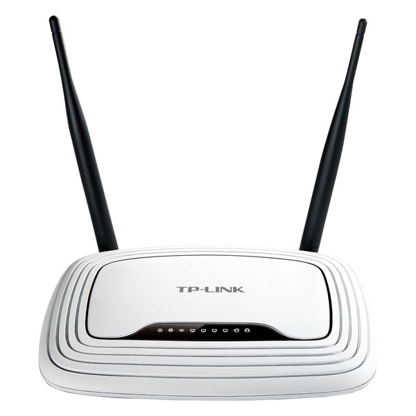 TP-LINK TL-WR841ND Wireless Router - 300 Mbps