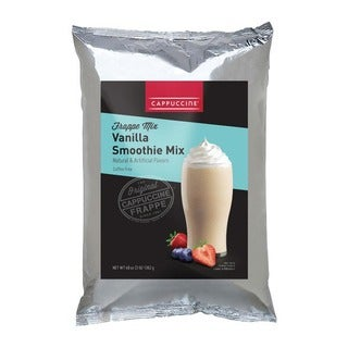 Cappuccine 3-pound Vanilla Frost Smoothie Base (Pack of 5)