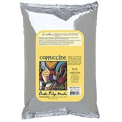 Cappuccine 3-pound Double Fudge Mocha (Pack of 5)