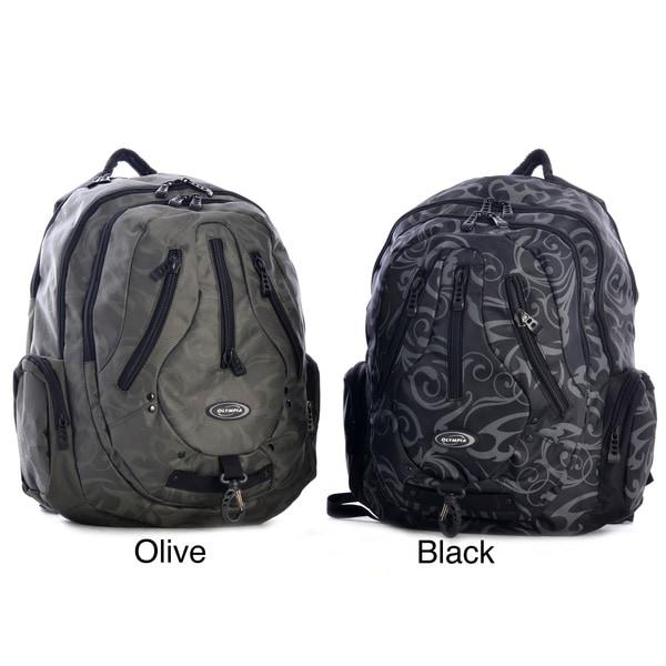 Olympia Sports Plus Elite Laptop Backpack