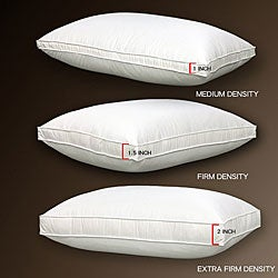 Three-density 233 Thread Count Cambric Cotton Softie Around Pillow
