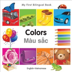 Colors / Mau Sac (Board book)