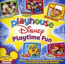 PLAYHOUSE DISNEY PLAYTIME FUN - PLAYHOUSE DISNEY PLAYTIME FUN