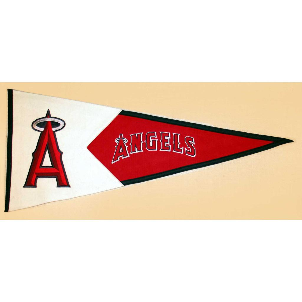 Los Angeles Angels Classic Wool Pennant