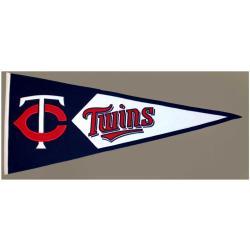 Minnesota Twins Classic Wool Pennant