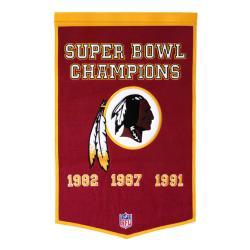 Washington Redskins NFL Dynasty Banner