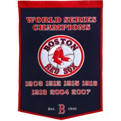 Boston Red Sox MLB Dynasty Banner