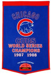 Chicago Cubs MLB Dynasty Banner