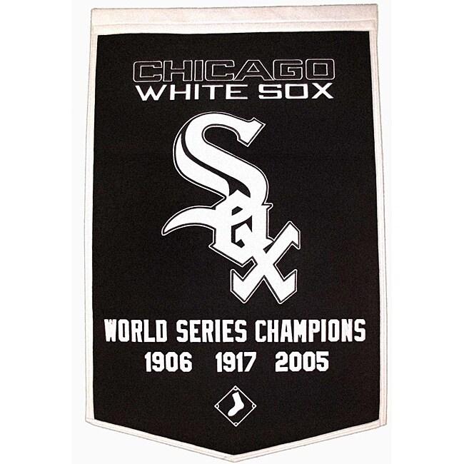 Chicago White Sox MLB Dynasty Banner