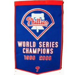 Philadelphia Phillies MLB Dynasty Banner