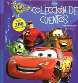 Coleccion de Cuentos Pixar / Storybook Collection Pixar (Paperback)
