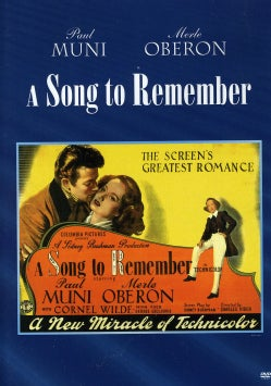 A Song to Remember (DVD)