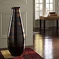 Copperworks Large Decorative Vase (Indonesia)