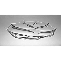 Calypso 13-inch Crystal Plate