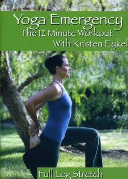 12 Minute Workout Yoga Emergency: Full Leg Stretch (DVD)
