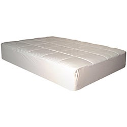 Nanofibre Water Resistant Mattress Pad
