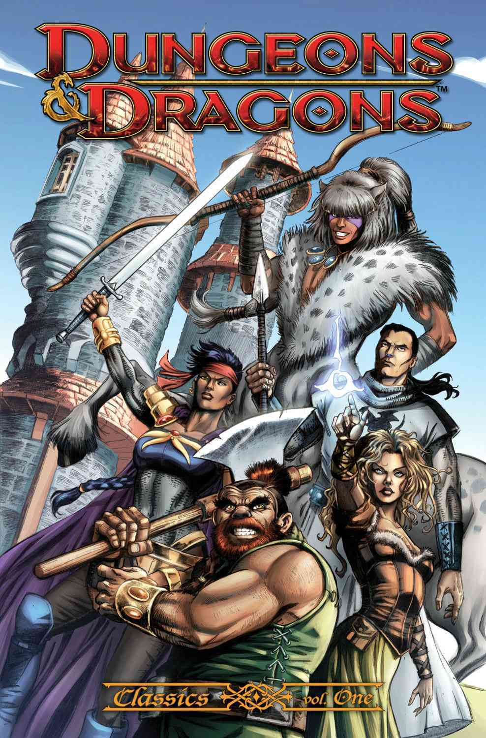 Dungeons & Dragons Classics 1 (Paperback)