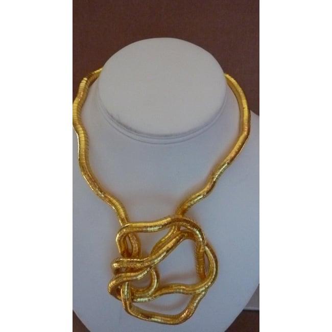 Sammi the Snake Necklace