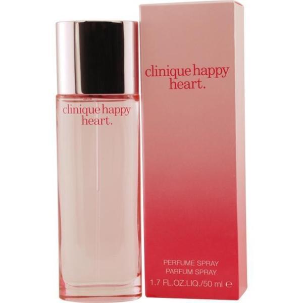 Clinique Happy Heart Women's 1.7-ounce Parfum Spray (New Packaging)
