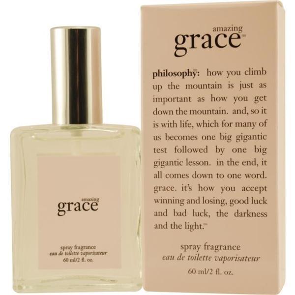 Philosophy 'Philosophy Amazing Grace' Women's 2-ounce Eau de Toilette Spray
