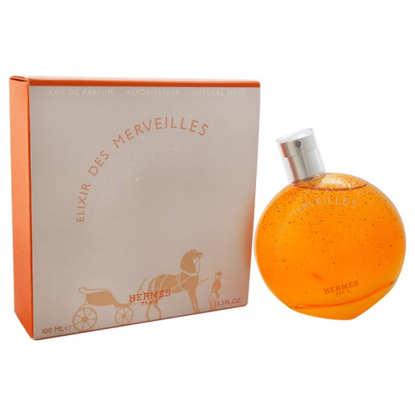 Hermes Eau des Merveilles Elixir Women's 3.3-ounce Eau de Parfum Spray