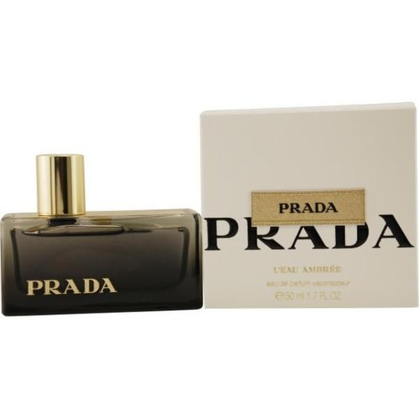 Prada Leau Ambree Women's 1.7-ounce Eau de Parfum Spray