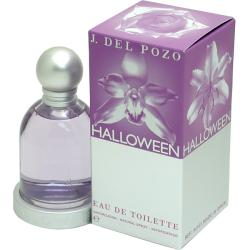 Jesus del Pozo Halloween Women's 1.7-ounce Eau de Toilette Spray